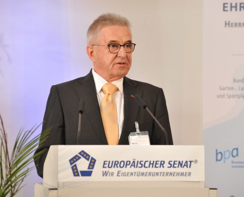 Werner Küsters, Aufsichtsrat Wir Eigentümerunternehmer-Gruppe