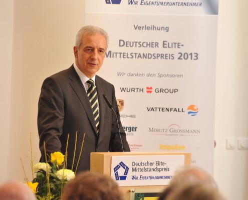 Ministerpräsident Stanislaw Tillich MdL