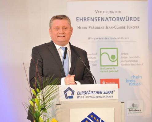 Hermann Gröhe MdB, Bundesminister für Gesundheit