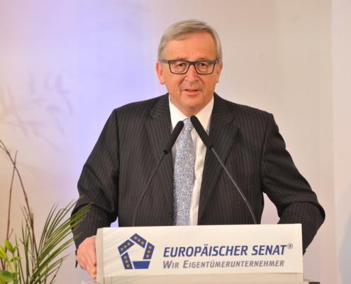 Jean-Claude Juncker, Präsident der Europäischen Kommission