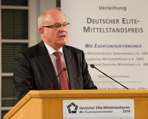 Preisträger Volker Kauder MdB