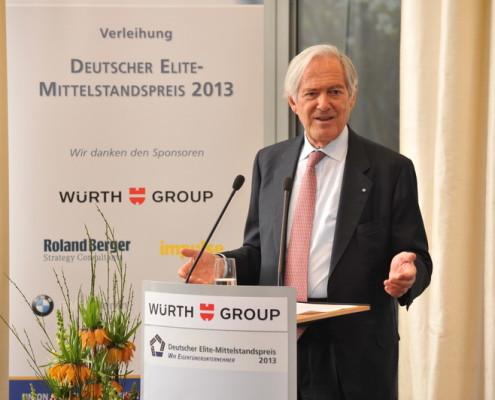 Laudator Prof. Dr. h.c. Roland Berger