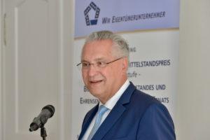 Preisträger Joachim Herrmann
